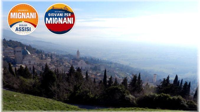 Elezioni Assisi, Pallaracci, unico organismo vivente e pensante