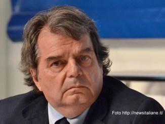 Renato Brunetta ad Assisi per sostenere candidato Giorgio Bartolini