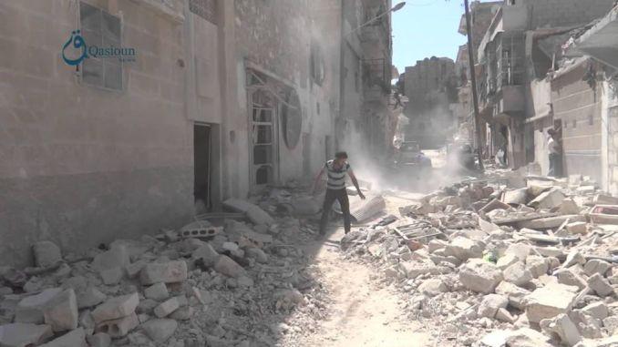 Siria: missile colpisce il collegio dei francescani ad Aleppo