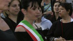 Stefania Proietti con fascia da sindaco (7)