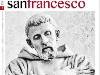 Editoria, rivista San Francesco, speciale mafia 'non m'inchino'