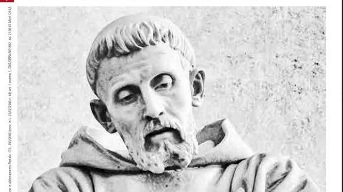 Appuntamento con le Piazze di Francesco mercoledì 4 agosto a Roma