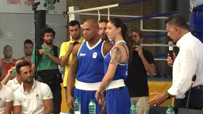 La nazionale olimpica di pugilato alle olimpiadi di Rio De Janeiro