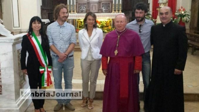 Solennità di Assisi e i giorni di festeggiamento del Patrono San Rufino