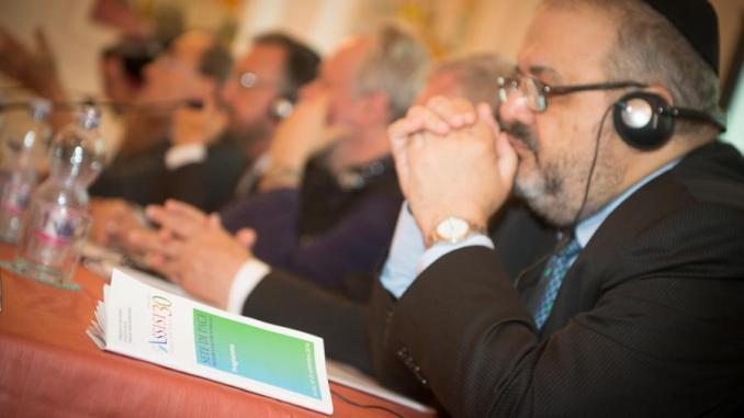 """Ebrei e cristiani: """"solo consultandosi a vicenda nasce l'amicizia"""""""