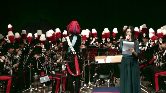 145 anni di Istituto Serafico di Assisi, la festa con la Banda dei Carabinieri
