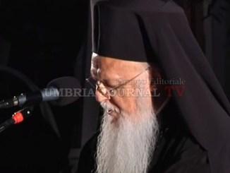 Arriva Bartolomeo I Arcivescovo di Costantinopoli grande attesa ad Assisi