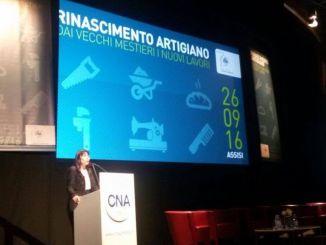 Assemblea CNA Assisi, innovazione e tecnologia a servizio dell'uomo