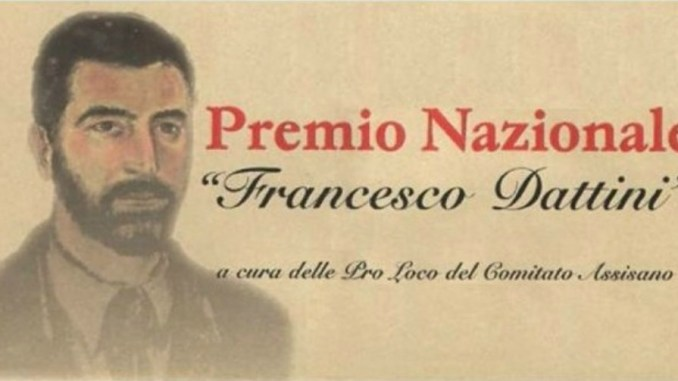 """Premio nazionale """"Francesco Dattini"""" X edizione, dal 2 al 4 ottobre"""