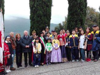 Assisi ha accolto delegazione Giappone, Corea del Sud e Costa Rica