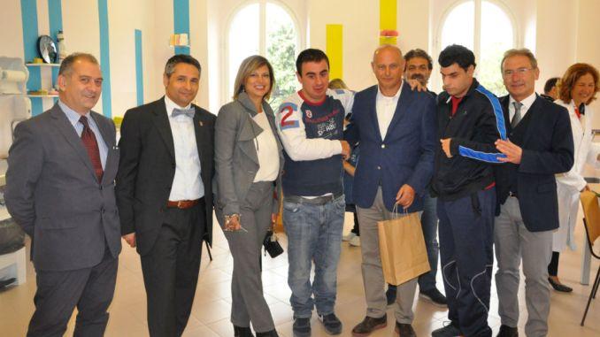 Firmato accordo fra USL 1 e Istituto Serafico di Assisi