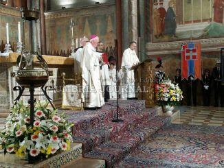 Festa di San Francesco, il saluto del Custode del Sacro Convento di Assisi