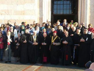 """Celebrato lo Spirito di Assisi: i """"Ragazzi per l'unità"""" del Movimento dei Focolari"""