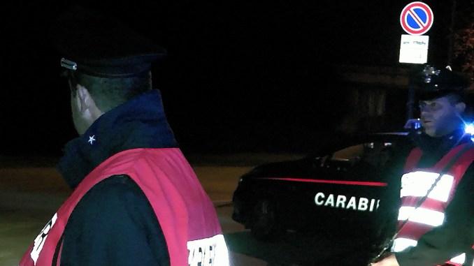 Controlli Carabinieri Assisi, bloccato studente, spacciava marijuana