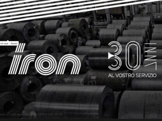 L'Iron s.p.a. compie trenta anni Open Day il 2 dicembre