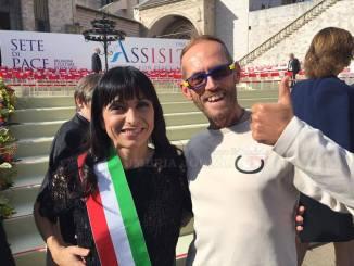 Maratona di New York, da Assisi, augurio a Leonardo Cenci, torna vincitore