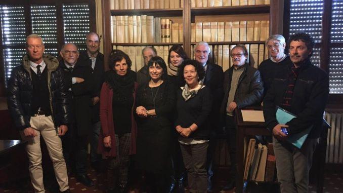 Assisi una leggenda moderna, il Novecento di Arnaldo e Gemma Fortini
