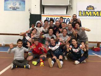 Angelana C5 femminile batte 9-3 la Virtus Fenice a Torgiano