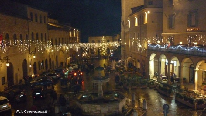 Natale ad Assisi, un sogno nel cassetto presentato programma a Perugia