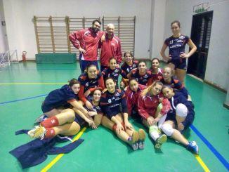 Assisi Volley, aggiudicato il Derby con Rivotorto