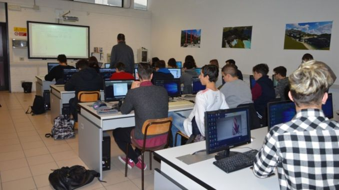 Istruzione, open day per gli studenti all'istituto Polo Bonghi di Assisi