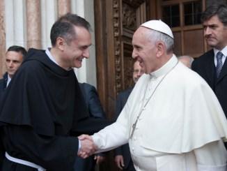 Padre Mauro Gambetti riconfermato Custode Sacro Convento Assisi