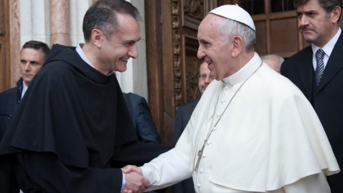 Padre Mauro Gambetti, domenica 22 novembre sarà ordinato vescovo