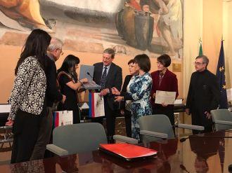Premio Assisi Chiara Lubich