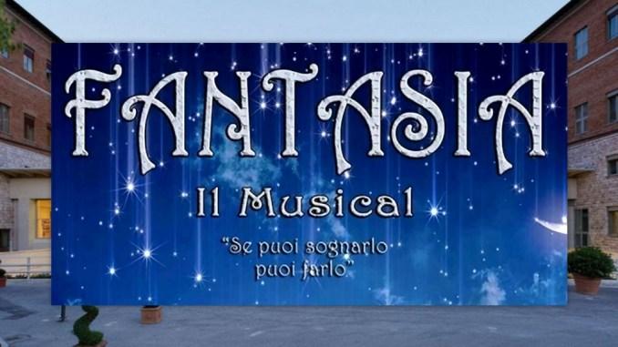 Fantasia la magia del Musical Santa Maria degli Angeli alla Domus Pacis