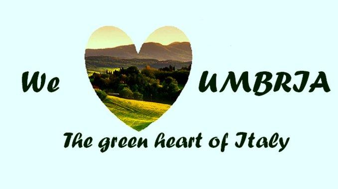 We Love Umbria, rivolta pacifica sul web per una corretta informazione