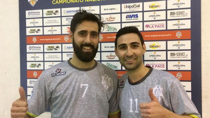 Calcio, C5, Paolucci-Bebetinho: 2-0 alla Gls Hatria e l'Angelana va!