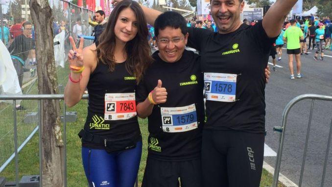 """Prete da Assisi a Gerusalemme per maratona con motto """"vi benedico la vita"""""""
