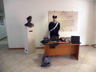 Carabinieri Assisi arrestano albanese, aveva commesso gravi reati
