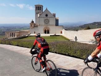 Strasubasio, Randonnèe di Assisi, al via domenica 9 aprile 2017