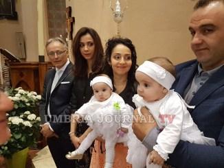 Gemelli dell'Umbria, durante la sesta edizione Dea ed Elettra sono state battezzate