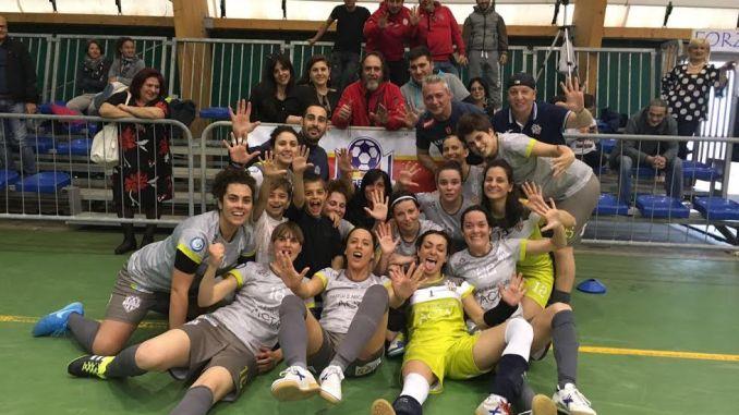 Angelana Calcio a 5 femminile, il sogno Serie A Elite adesso è più vicino