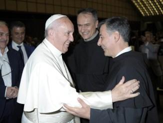 Meeting scuole pace, Frati Assisi, forte incoraggiamento Papa per impegni futuri