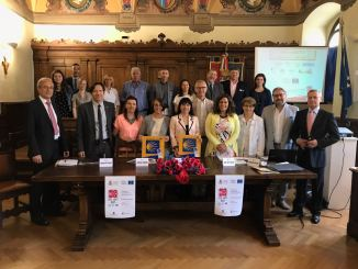 Federazione europea di Saint James Way ad Assisi