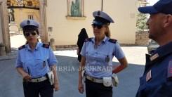 Non il parroco, ma appuntato Luigi Natalini, vigili urbani, fa arrestare ladro delle elemosine