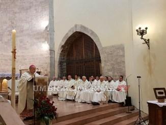 Spirito di Assisi pellegrinaggio e preghiere per la pace
