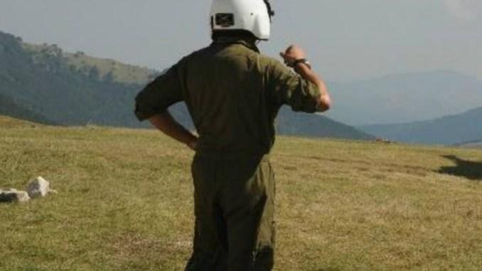 Deltaplanisti soccorsi dal Sasu e dai vigili del Fuoco sul Monte Subasio