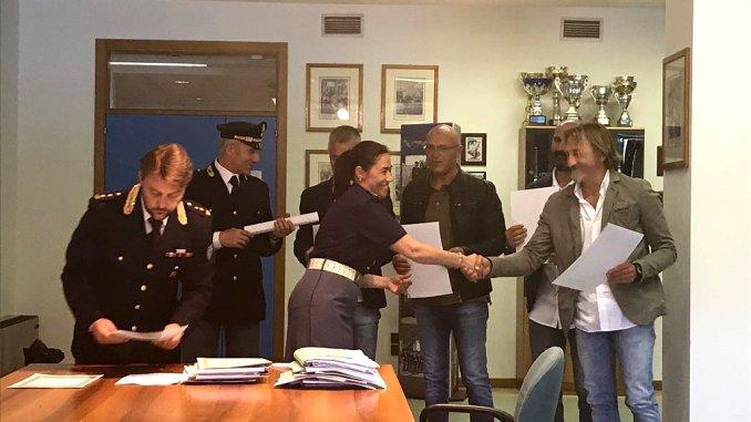 Prostituzione ad Assisi, premiati poliziotti che effettuarono gli arresti