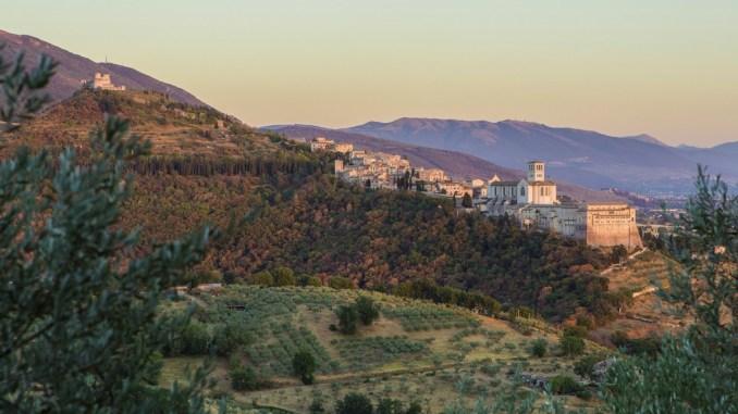 Fai Assisi, un percorso attraverso luoghi francescani, domenica 15 ottobre