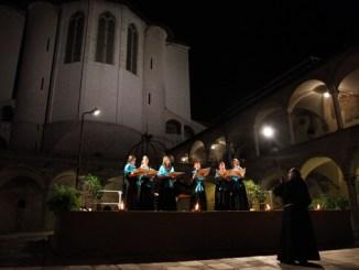 Ad Assisi torna Note d'In…Chiostro, rassegna è giunta alla sua XIV edizione