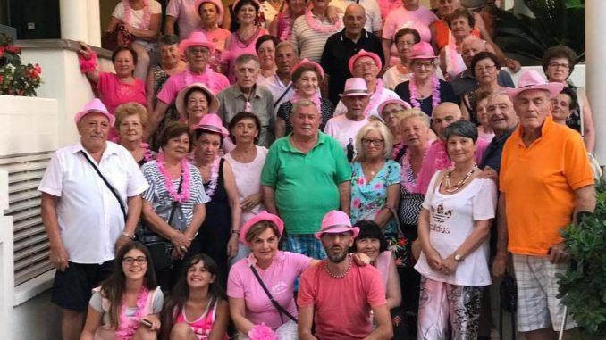 Assisi, soggiorno al mare per anziani, un grande successo