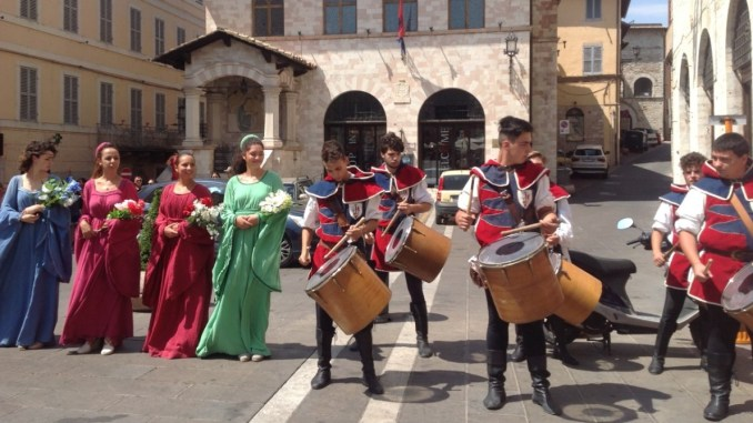 Assisi, giovedì e venerdì Mercatino di san Rufino