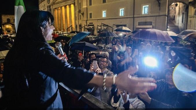 Assisi Domani Travicelli Proietti non c'era più fiducia, il resto chiacchiere