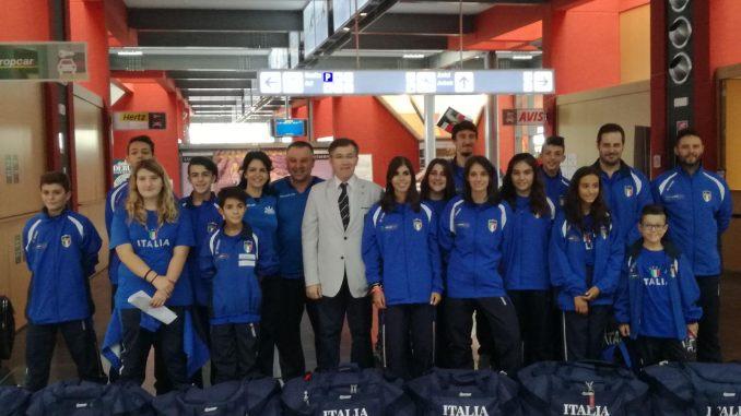 Anche il karate, Petrignano di Assisi ai mondiali in Romania