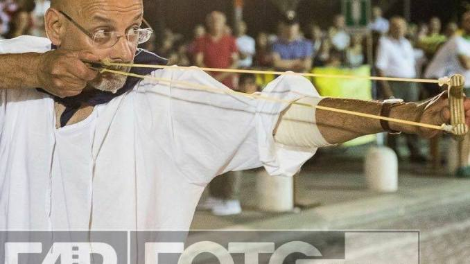 Nuovo Capitano Rione del Campo è Massimo Pizziconi agelano doc