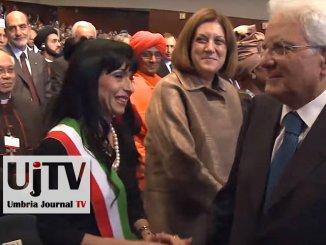 Ventennale sisma 97, ad Assisi il Presidente della Repubblica, Sergio Mattarella